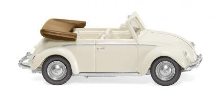 Wiking 079405 VW Käfer 1200 Cabrio perlweiß